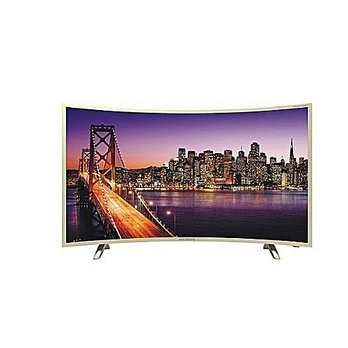 32 Inch Led Tv Smart Curved + Free Wall Bracket