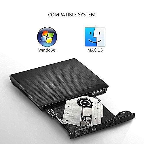 Portable External DVD Drive Usb 3.0