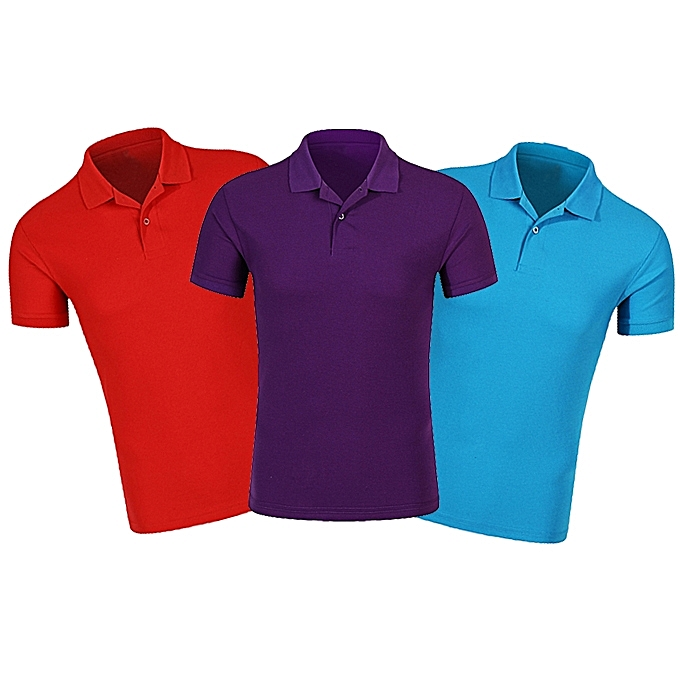 57df7e83 Fashion 3-in-1 Boss Men`s Polo Shirts | Jumia.com.ng