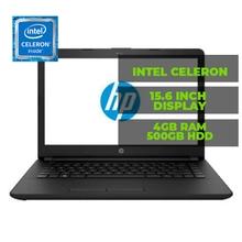 laptops buy laptops online best prices jumia nigerianotebook 15 ra011nia intel celeron n3060 4gb ram 500gb free dos laptop jet black