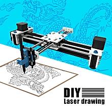 DIY XY 2 Axis CNC Laser Drawing Engraving Machine Printer Pen for sale  Nigeria