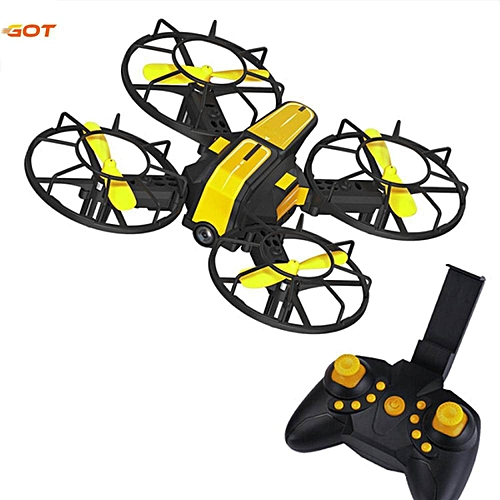 Drone 4CH Assembling Durable