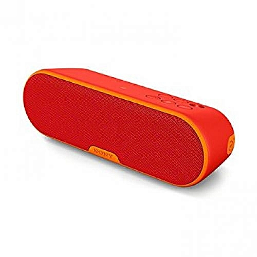 Bluetooth Speaker - Extra Bass -SRS- XB2 - Red