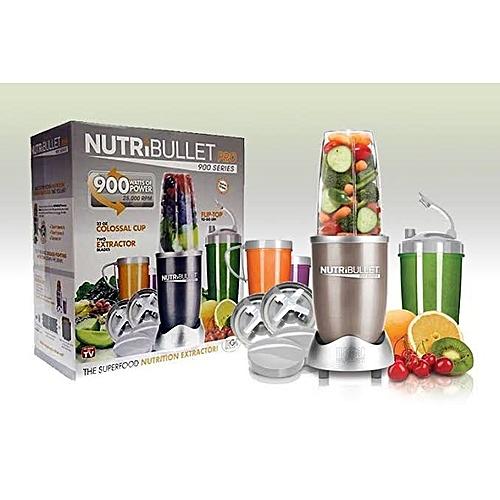 Nultri Bullet Pro 900 Juice Extractor Blender(13 In 1)
