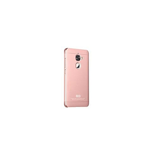 low cost 8b204 896e0 For Letv LeEco LE 2 Pro Case 360 3in1 Full Protection Hard Casing Back  Cover For Letv LeEco LE 2 Pro Housing Shell 203297 (Rose Gold)