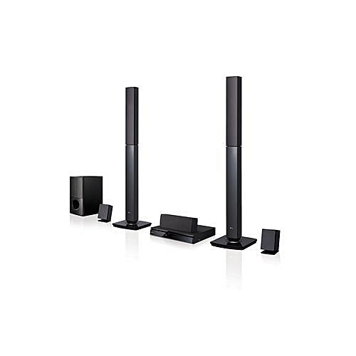 1000W 5.1Ch. DVD Home Theater System - LHD647B