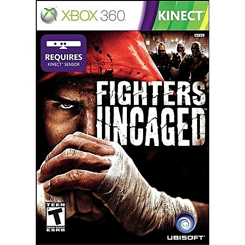 Fighters Uncaged - Xbox 360 Ubisoft