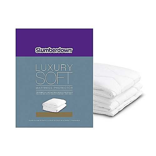 Slumberdown Luxury Soft Mattress Protector - Double
