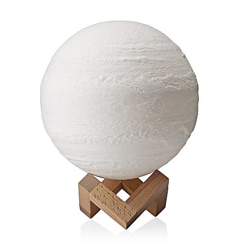 3D Printing Planet Light Pat Night Lamp Romantic For Bedroom Office
