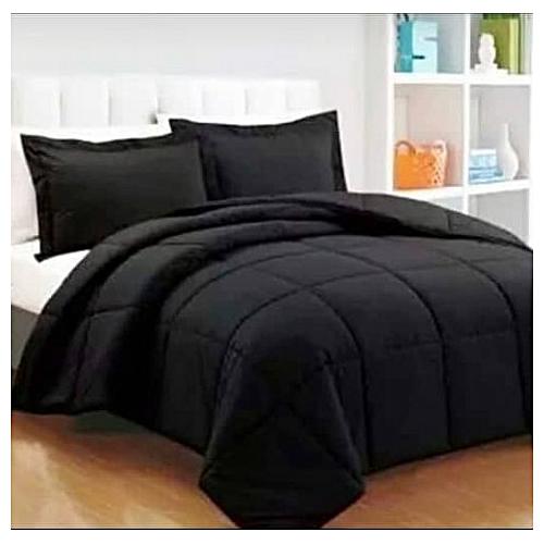 Duvet, +Bedsheets + Four Pillowcase
