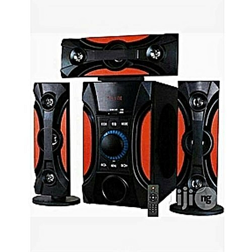 3.1 Powerful Home Theater With Bluetooth