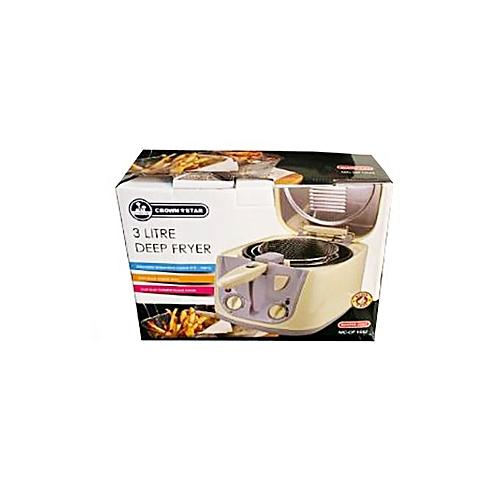Deep Fryer - 3L - White