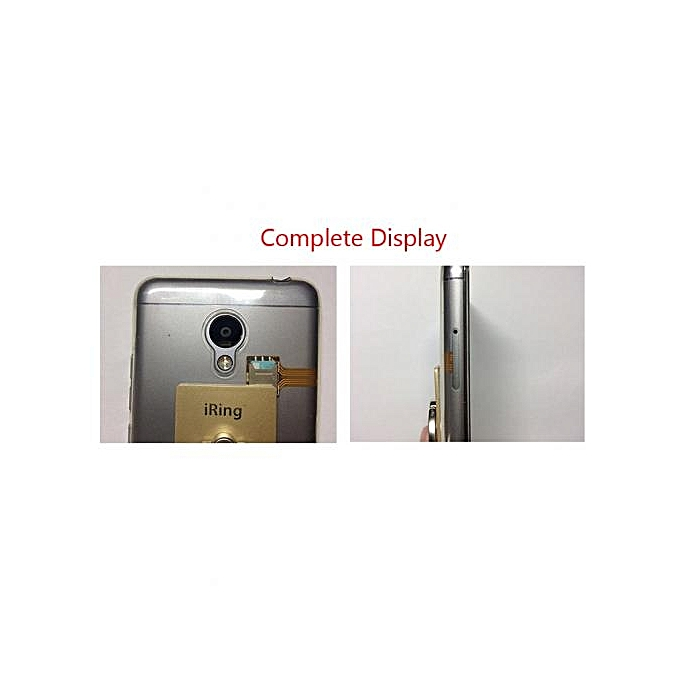 Hybrid Mobile Phone Double Dual SIM Card Adapter Use Two SIM And A Memory  Card For Android