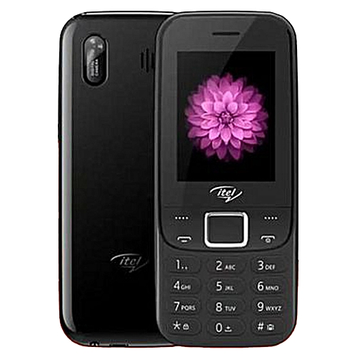 IT5081 Triple SIM, Slim Body, Opera Mini Phone - Black