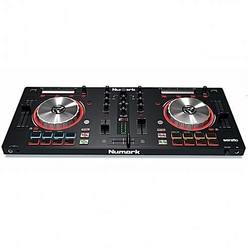 Mixtrack Pro 3 - USB DJ Controller With Trigger Pads & Serato DJ Lite Download