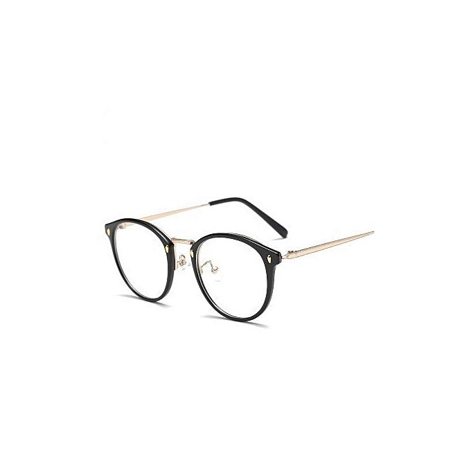 061e1a0440 Fashion 2019 Two Color Fashion Glass Frames - Men Women