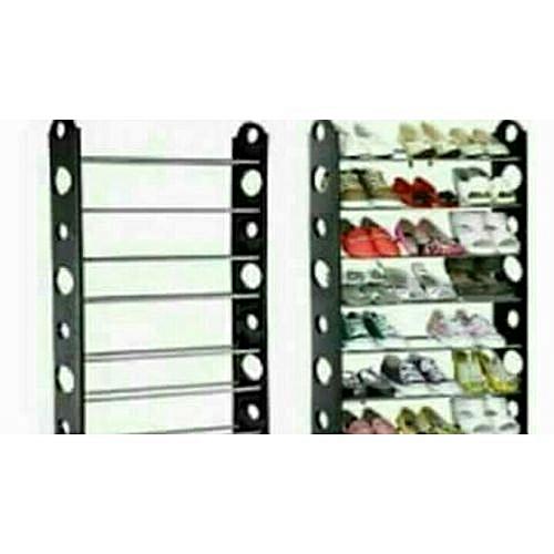20pairs Stackable Shoe Rack