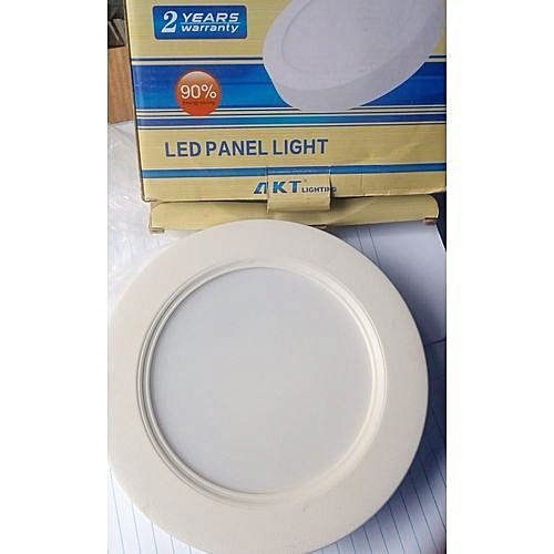 SURFACE PANEL LED LIGHT 12W 2 PIECES