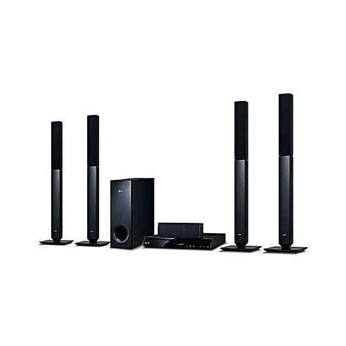 LHD457B 330W 5.1Ch DVD Bluetooth Home Theatre System