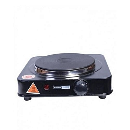 Electric Cooker Single -BLACK