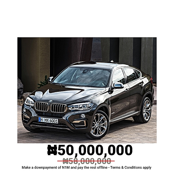 Bmw X6 Price Used: BMW X6 3.5L - 2015