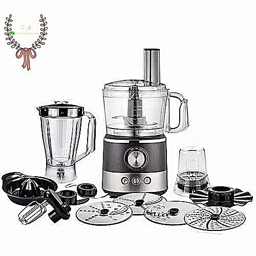 Ambiano 4 In 1 Food Processor And Blender
