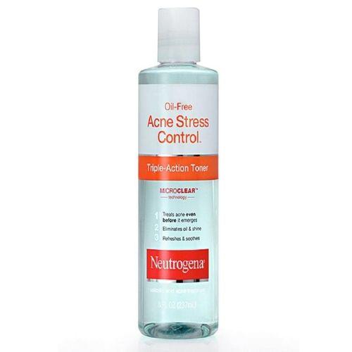 Oil-Free Acne Stress Control Triple-Action Toner