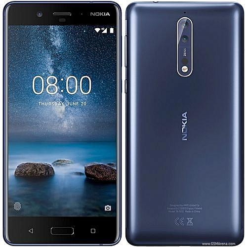 size 40 64db8 53682 8 5.3-Inch (4GB,64GB ROM) Dual 13MP + 13MP, Android 7.1 Nougat Dual SIM 4G  Smartphone - BLUE