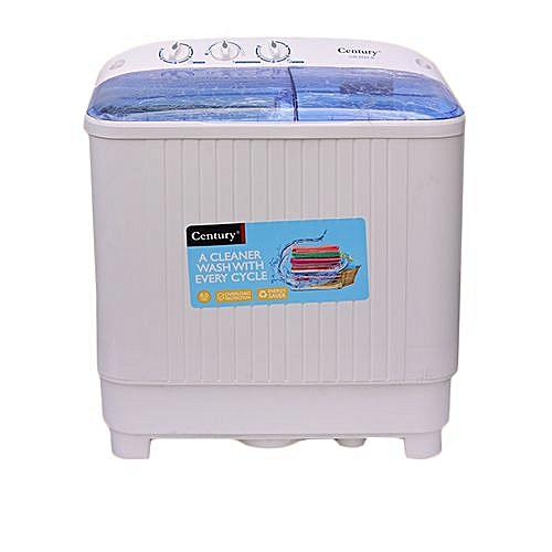 6kg Twin Tub Washing Machine - CW8522-B