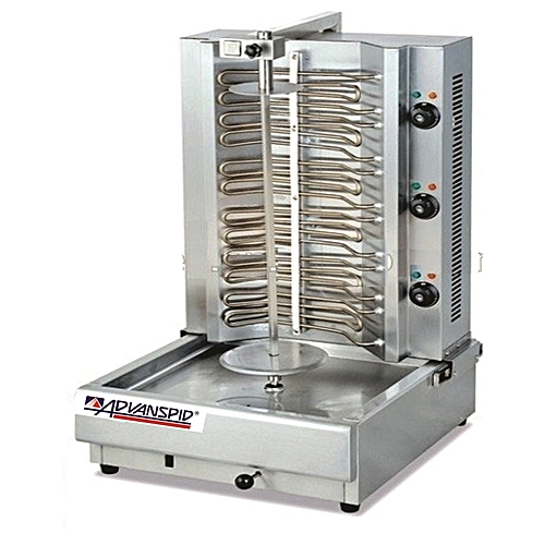 Electric Vertical Sawarma/Broiler Machine 4 Burners