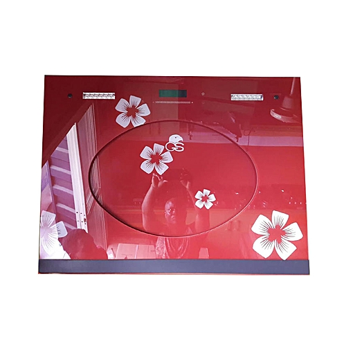 60cm Plasma Cooker Smoke/Heat Extractor Hood {Remote Control}