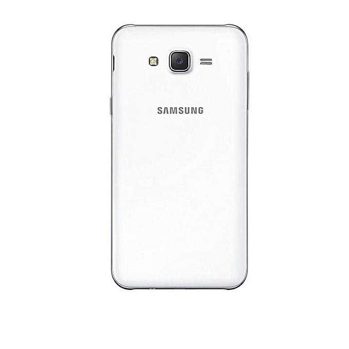 Galaxy J7 SM-J700F 5 5-Inch (1 5GB, 16GB ROM) Android 5 1, 13MP + 5MP  Smartphone - White