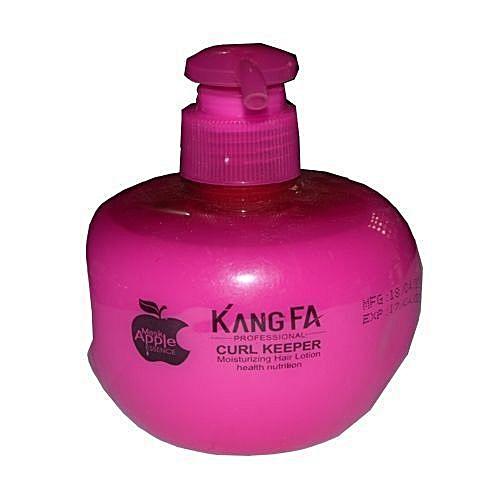 Curl-Keeper Moisturizing Hair Lotion - Pink