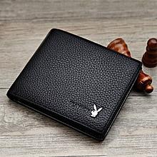 37a3e1f4f Men Wallet Leather Top Brand Luxury Wallets Short Slim Male Purses Money  Clip Credit Card