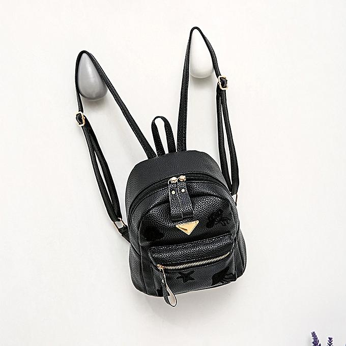 0a1f35890bfac Women Girl School Bag Travel Small Backpack Satchel Shoulder Rucksack  Backpack