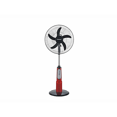 "18"" Rechargeable Fan With Five Blades- FRC 45-E"