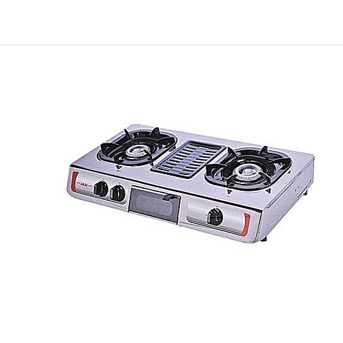 Gas Cookers With Grill