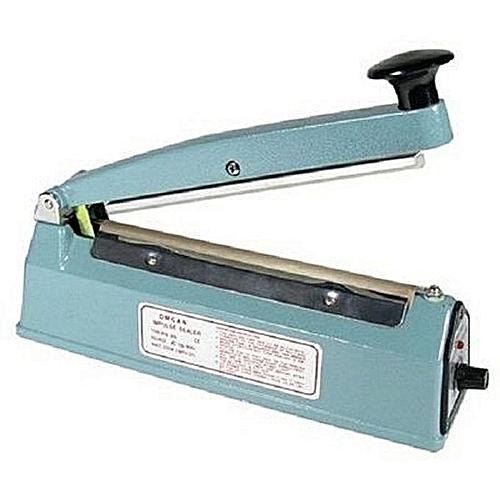 Nylon Sealing Machine - Blue 200mm Pure Iron Body