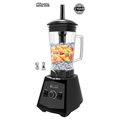 Professional Blender (Ice Crushing) With 2litres Unbreakable Jug - BL-1500PRO