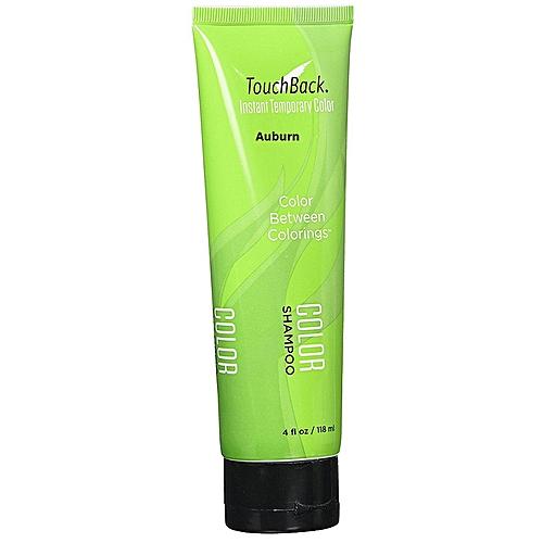Touchback Instant Temporary Color Shampoo - Auburn | Jumia NG