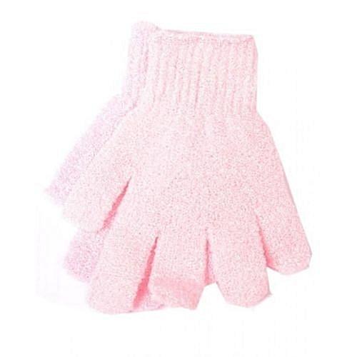 Exfoliating Hand Sponge (2pcs) - Pink