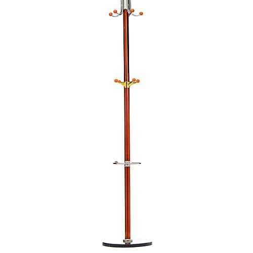 15 Hook Rotating Clothes Hat Coat Umbrella Stand Rack Garment Hanger Iron Metal