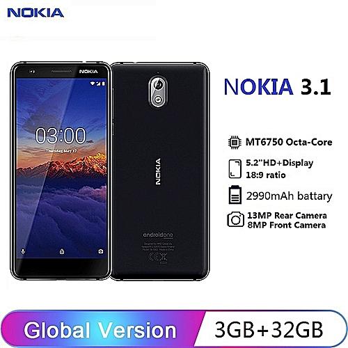 3 1 Global Version Phone 5 2 Inch 3GB RAM+32GB ROM MTK MT6750N Octa Core 4G  Smartphone