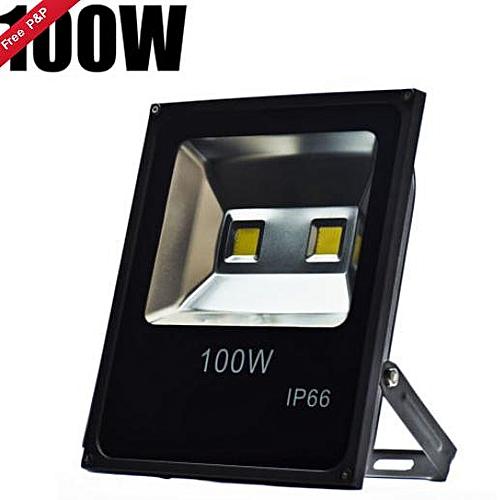 100W LED Flood Light Outdoor Security Spotlight Landscape Lamp IP65 Waterproof