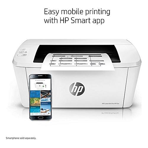15w Monochrome Small Size Laserjet Wireless Printer