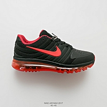 detailed look 45dc5 91583 NIKE AIR Max 2017 Men Sneaker Running Shoes Red Size 40-45